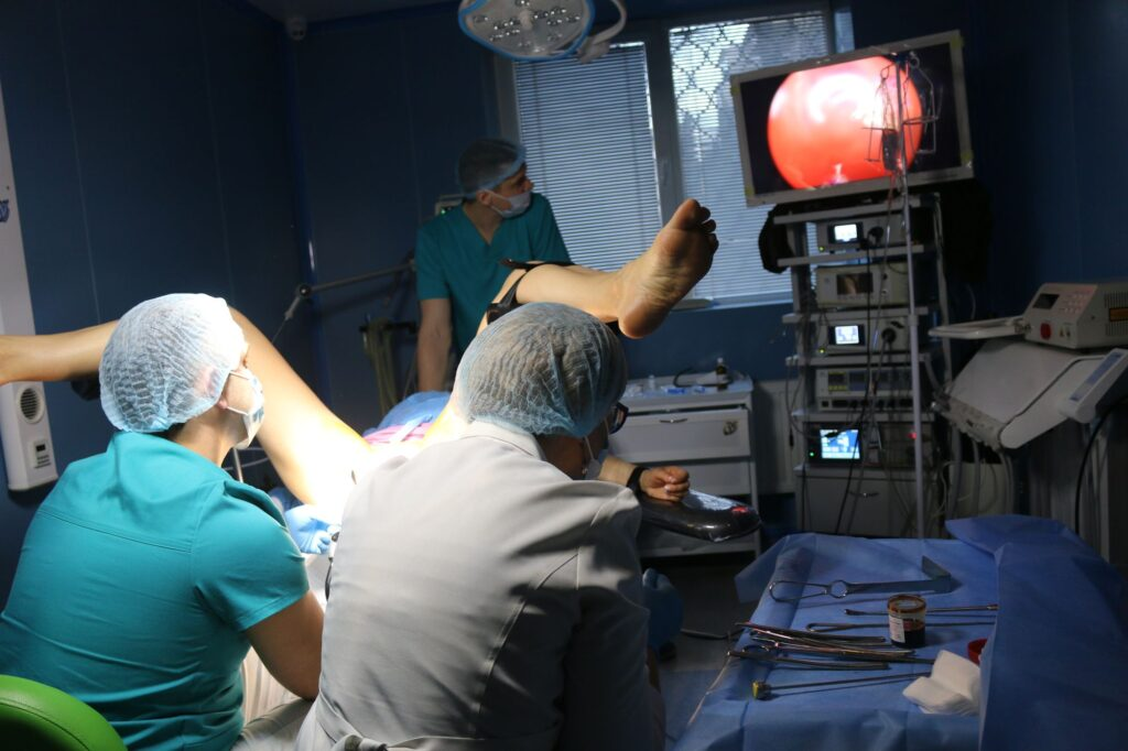 гистероскопия харьков