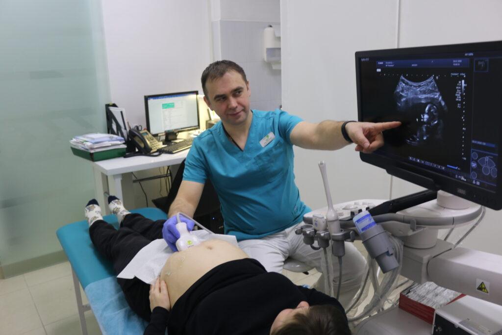 гинекологическое УЗИ